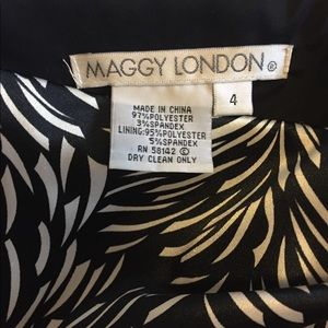 Maggy London Dresses - Maggie London Fireworks Dress